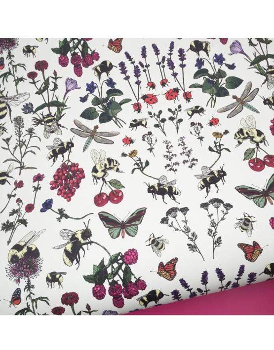 wallpaper--bumble-bee-