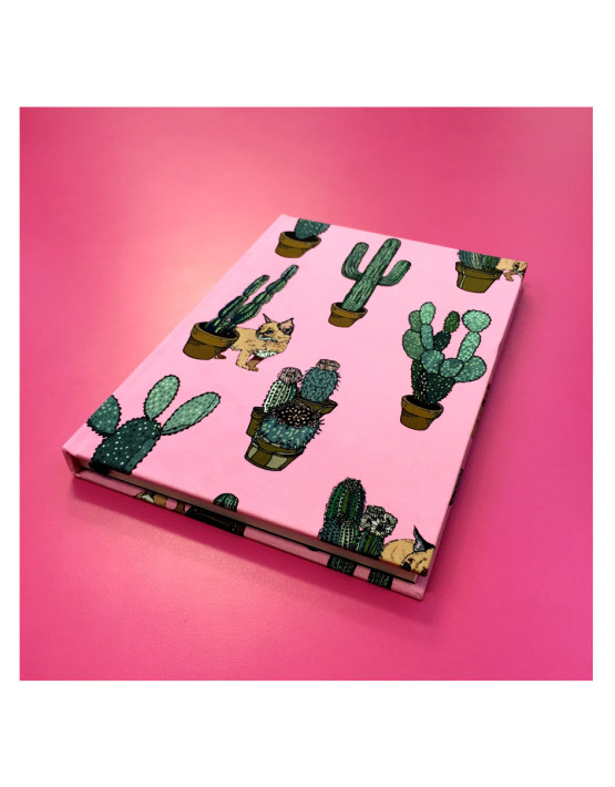 diagonal-cats-and-cacti-pink